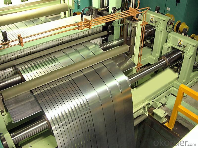 Slitting and Cut to Length Machine Line No.10
