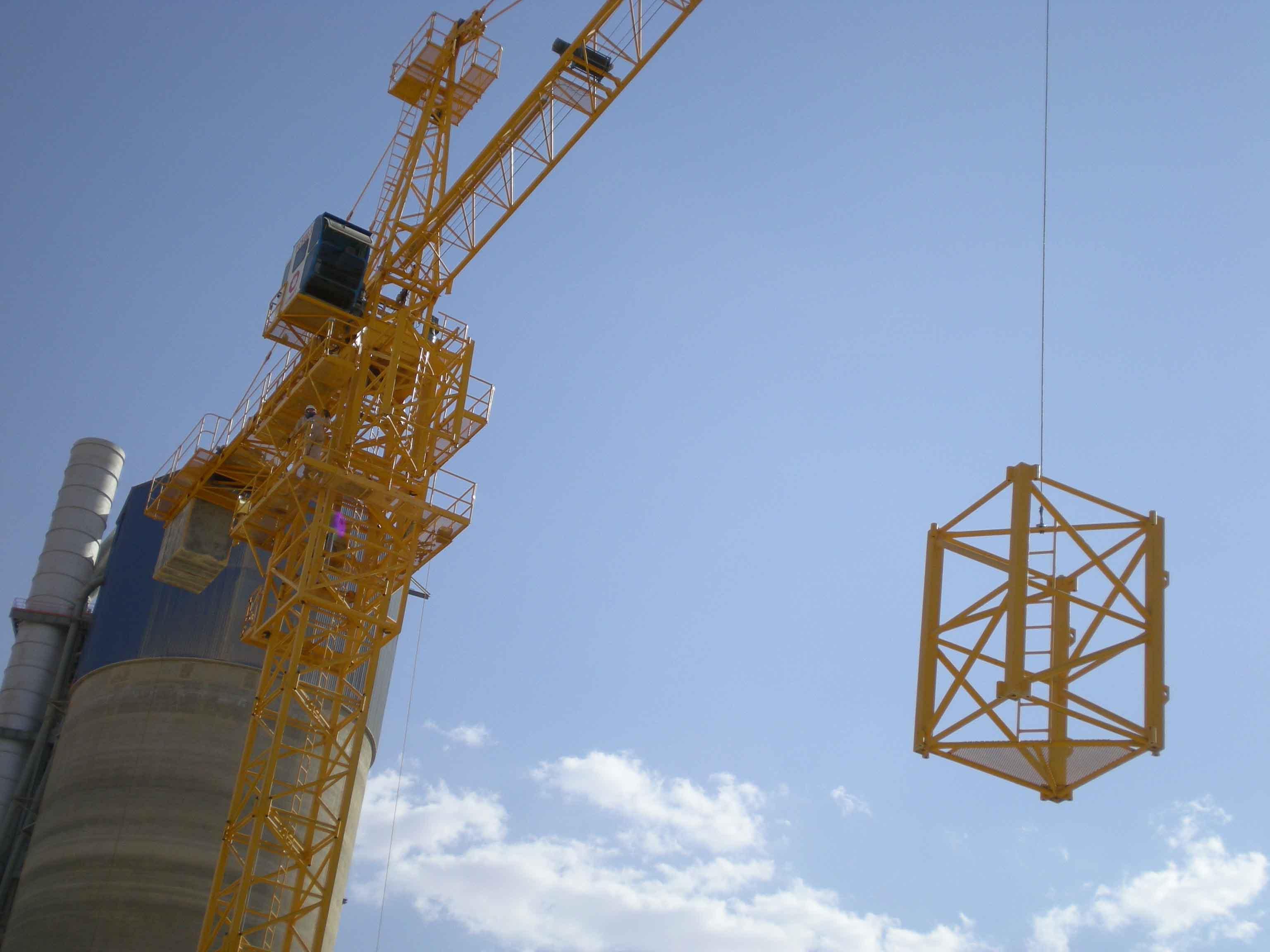 ZHONGLIAN BRAND TOWER CRANE SL6036