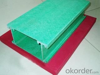 FIBER REINFORCE PLASTIC Pultruded Cable Tray