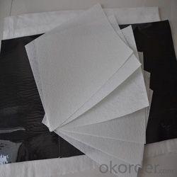 Polyester nonwoven felt  for sbs membrane