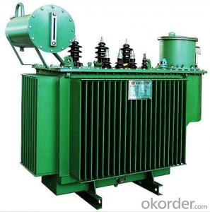high-voltage Class 10KV S11 series transformer