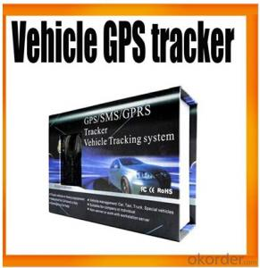 Vehicle GPS Tracker L02