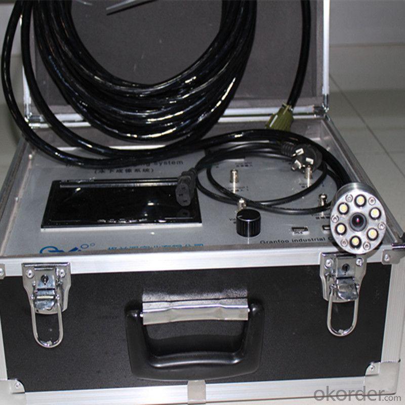 GLF-UWVC-200-4 underwater camera for bore inspection