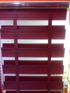 New Design Zebra Blind System