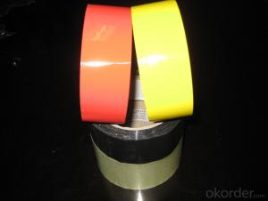 Thickness 45 micron clear color BOPP Packing Tape