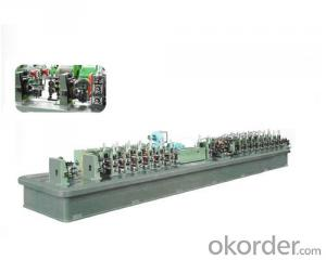 high frequency welded pipe production line HG32