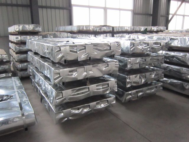 Hot-dip Aluzinc Steel Sheet