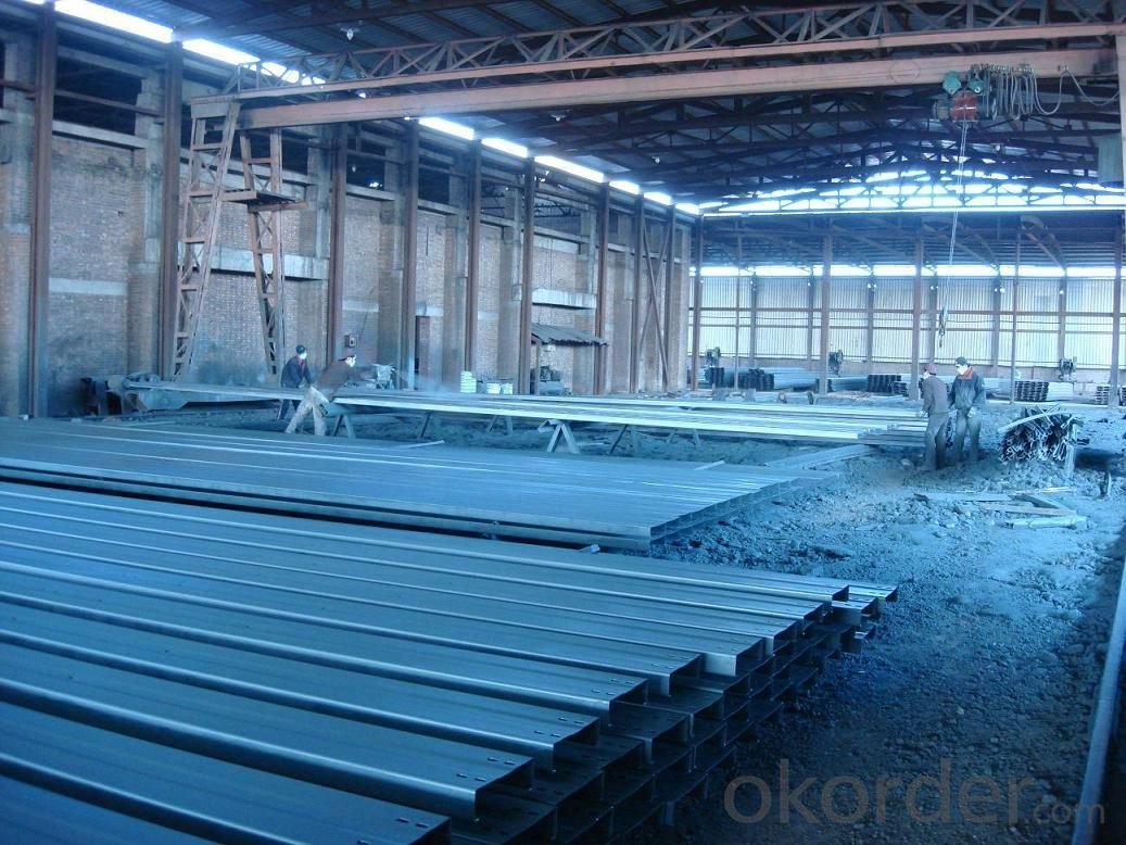 Cold-Rolled C Channel Steel with High Quality 180mm*50mm/60mm