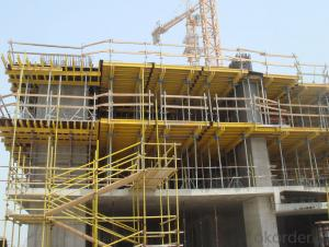 Waterproof Recycling Low Labour Cost Climbing Formwork System CB210