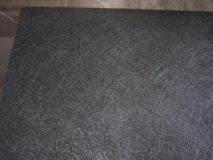 CEILING USEING BLACK FIBERGLASS TISSUE-65E