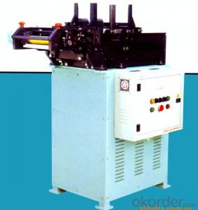 FULLY AUTOMATIC ROUND BENDING MACHINE