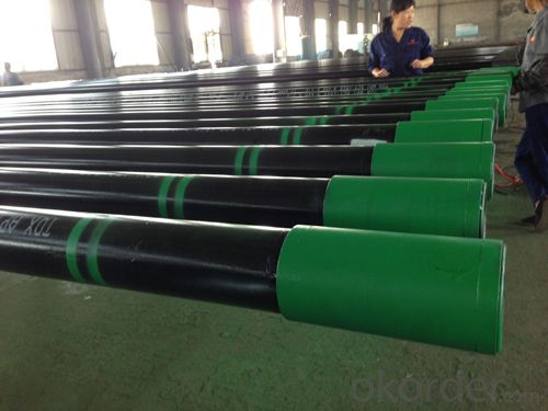 API Casing Tubing Seamless 7'  K55 6.91MM R3