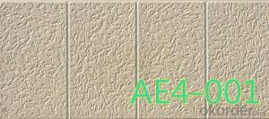 New aluminum wall cladding materials