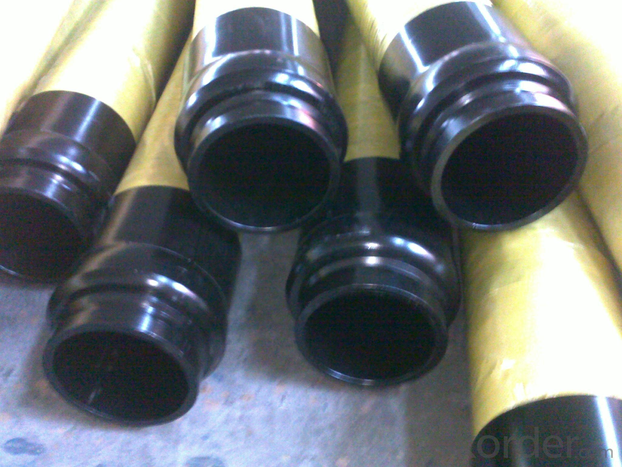Concrete Pump Rubber End Hose with Brunofix Flange