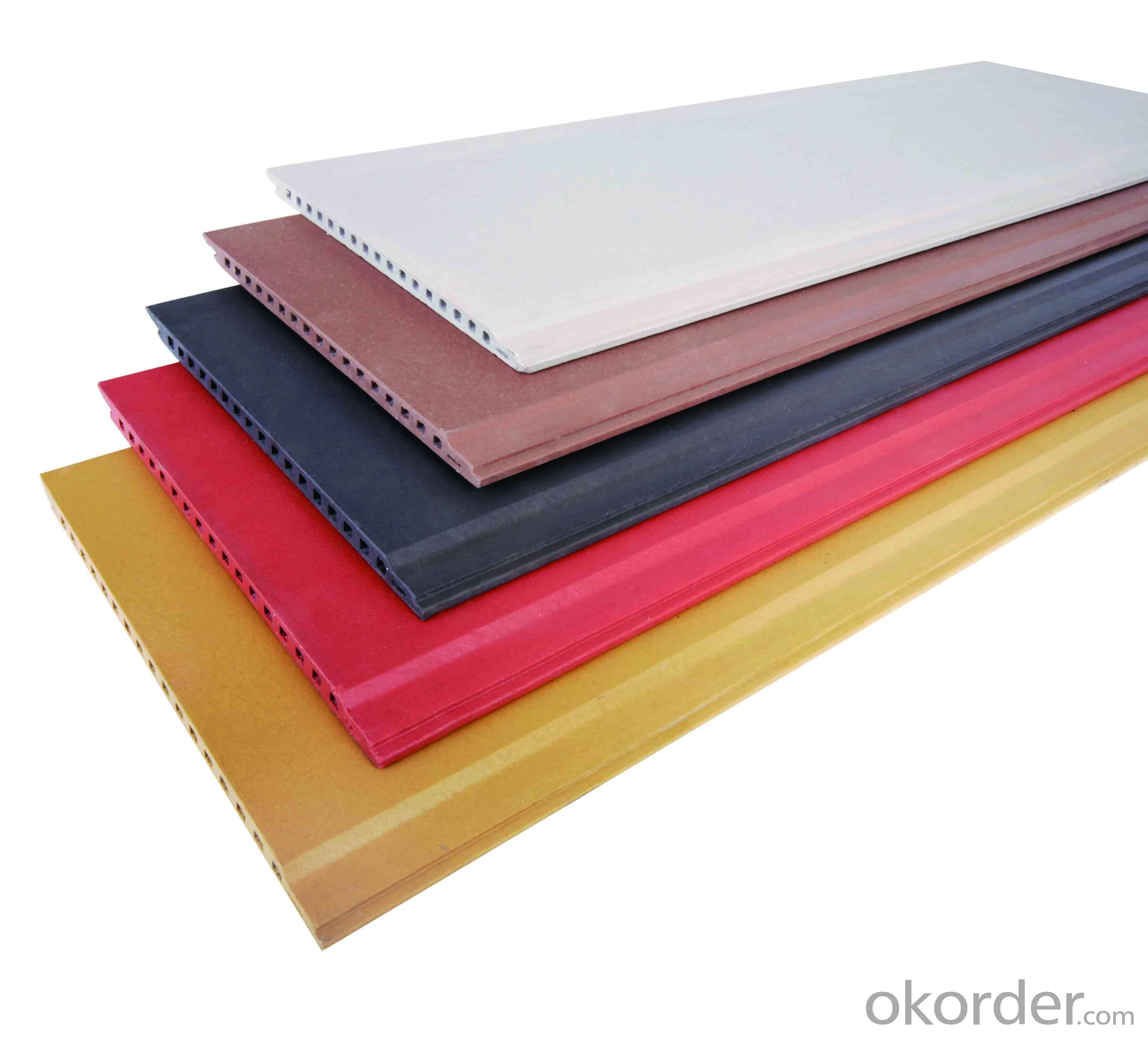 Sunproof and Long  Time Span Exterior wall Fiber Cement  Board Cladding