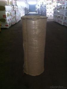 Building Excellent Insulation Material Rock Wool Blanket 60KG For Insulation