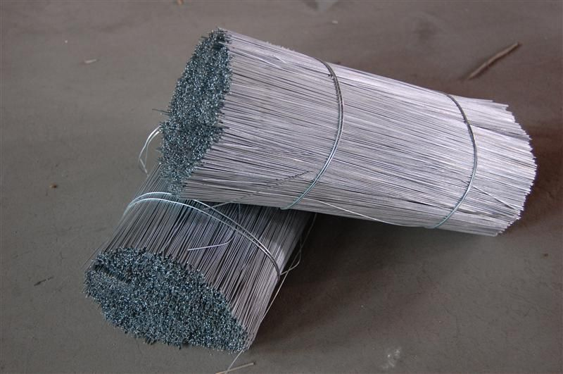 High Quality Galvanised Straight Cut Wire