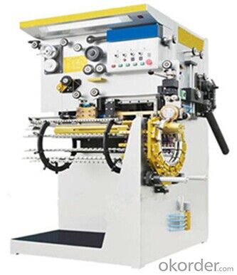 Metal Tin Can Paint Pail Seam Welder Welding Making Machine Production Line