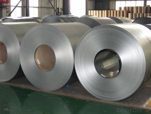 HOT-DIPPED GALVANISED STEEL COIL