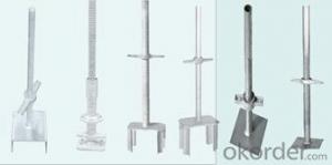 Scaffolding Accessories Acrow Jack Base