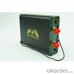 TK106 vehicle gps tracker support camera,fuel sensor,ACC alarm,door alarm,SOS alarm