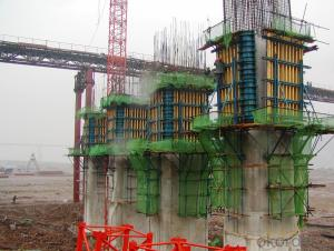 Waterproof Safe Single - Side Climbing Formwork For Wall