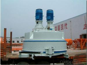 JN Series Vertical Planetary Mixer