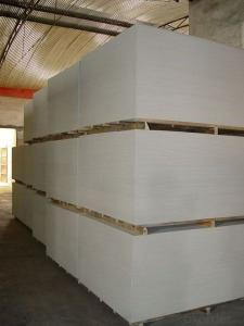 Calcium Silicate Board Panels Sheet For Exterior Cladding Wall Construction Building Material