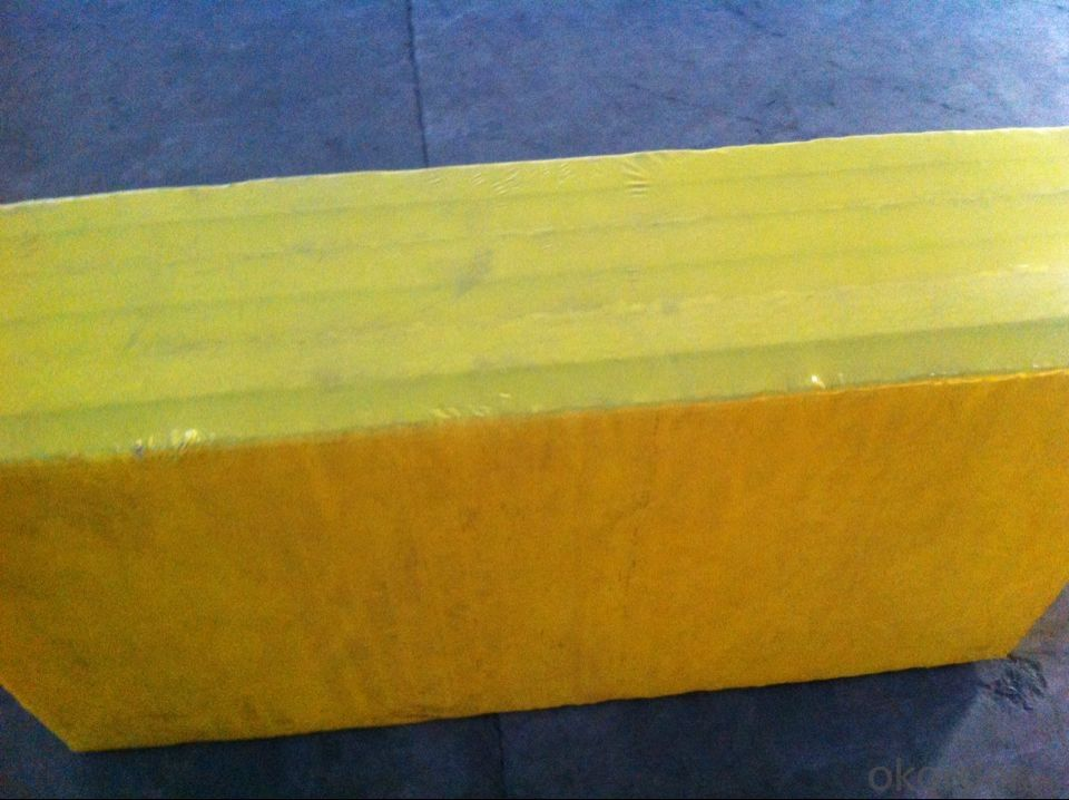 Insulation Rock Wool Board 180KG For Roofing Use