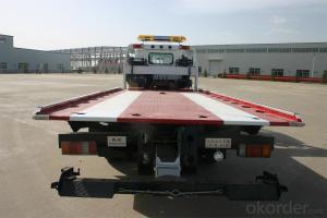 Flatbed Road Wrecker Truck KFM5072TQZ