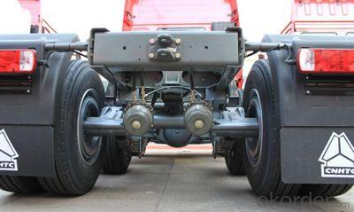 HOWO TRACTOR TRUCK HEAD, 336HP, 6X4