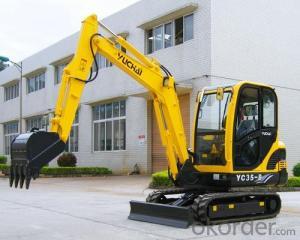 Yuchai YC35-8 3.5 ton  excavator