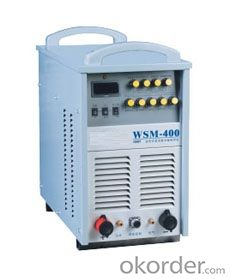 WSM-315 400 IGBT Series Inverter DC Pulse Argon Arc Welding Machine