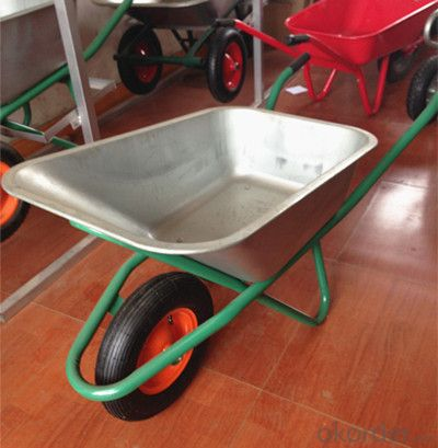 Qingdao Factory Wheelbarrow WB6418,  WB6404Z