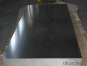 Hot-dip Aluzinc Steel Sheet