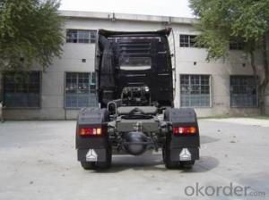 HOWO A7 TRACTOR TRUCK HEAD, 266HP, 4X2