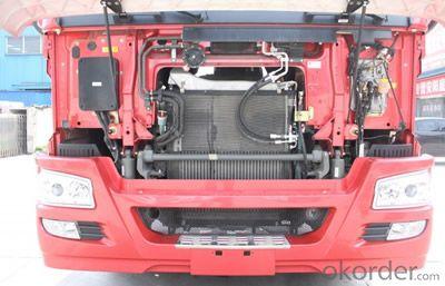 HOWO TRACTOR TRUCK HEAD, 266HP, 4X2