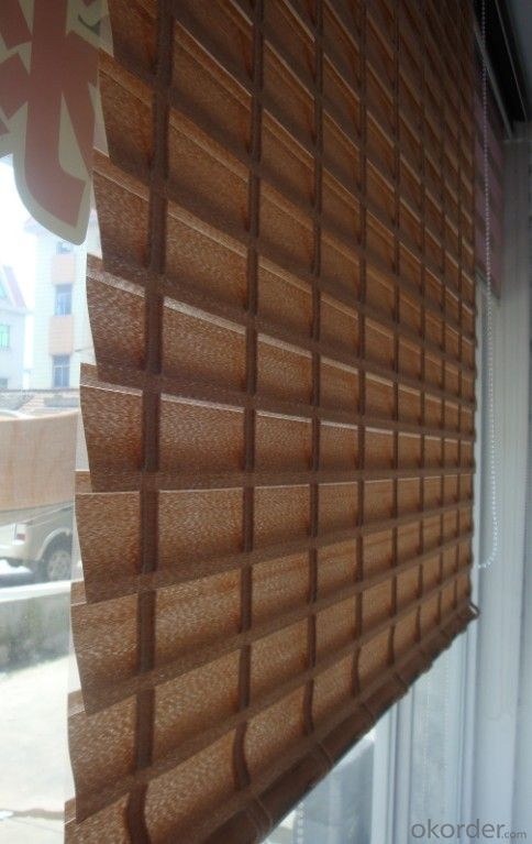 Square Sunshade Roller Blind