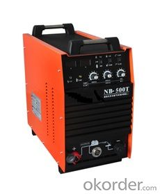 NB-350T 500T IGBT Inverter CO2 MAG MMA FCAW Welding Machine