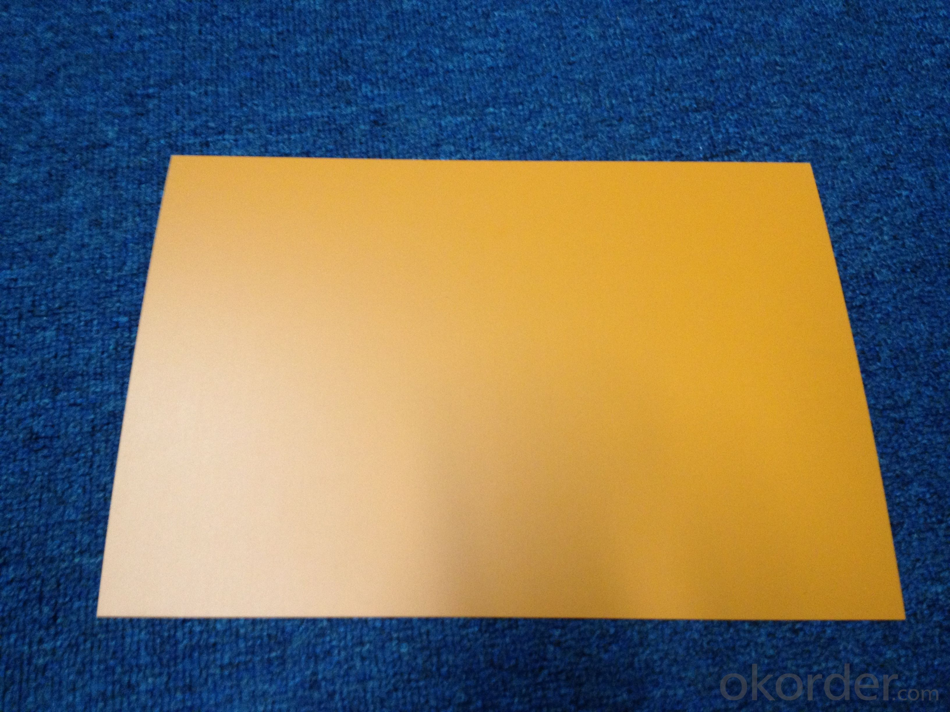 HF PRE-PAINTED ALUZINC STEEL SHEET