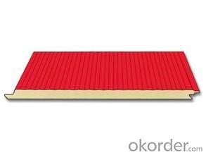 Polyurethane Sandwich Panels  forHigh Quality