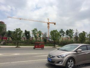 SJ TOWER CRANE QTZ125-TC6015