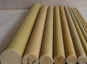 Solid Fiberglass Rods with Excellent Quality