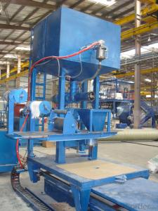 FRP PIPE FILAMENT WINDING MACHINE DN500-1000