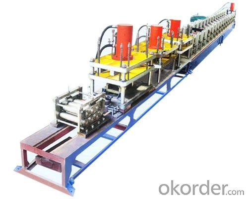 Roll forming puching automatic machine GY