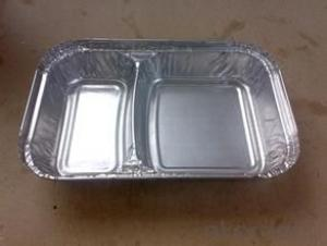 Alu foil for Manufacturing Dishes Container Foil