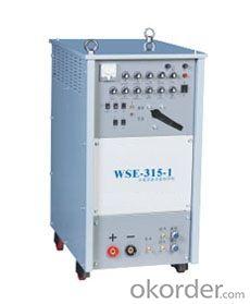 WSE-400-1 Thyristor Control AC DC Pulse TIG Welder