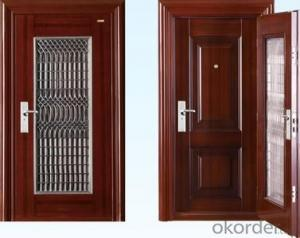 Factory Wholesale Stainless Steel Security Door