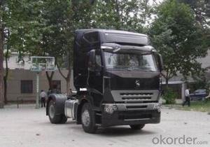 HOWO A7 TRACTOR TRUCK HEAD, 290HP, 4X2