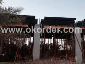 plastic modular formwork for construction